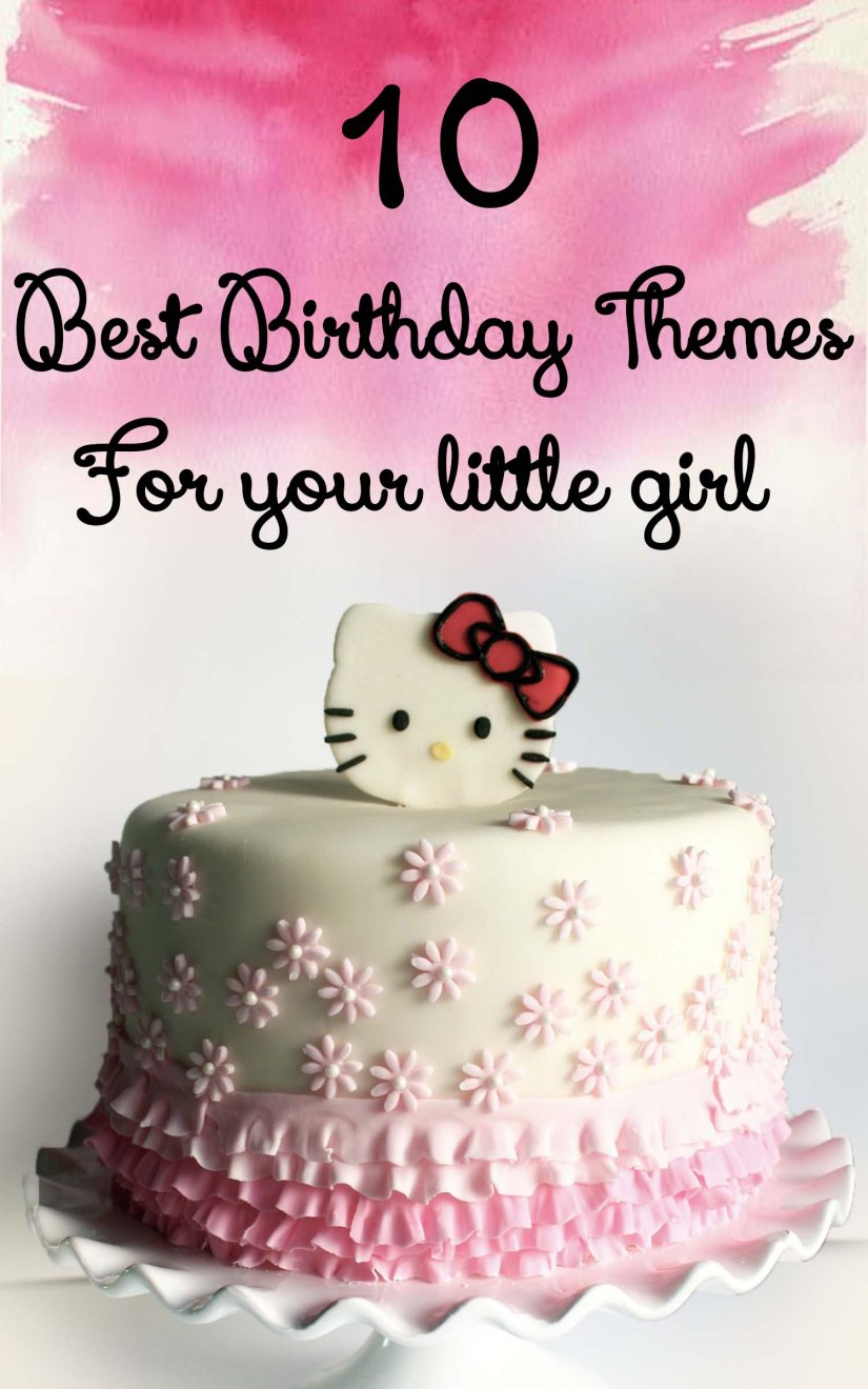 Top 10 Birthday Themes for Girls