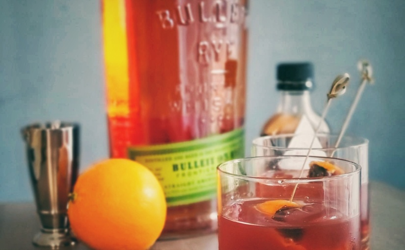 The Classic Old Fashioned.